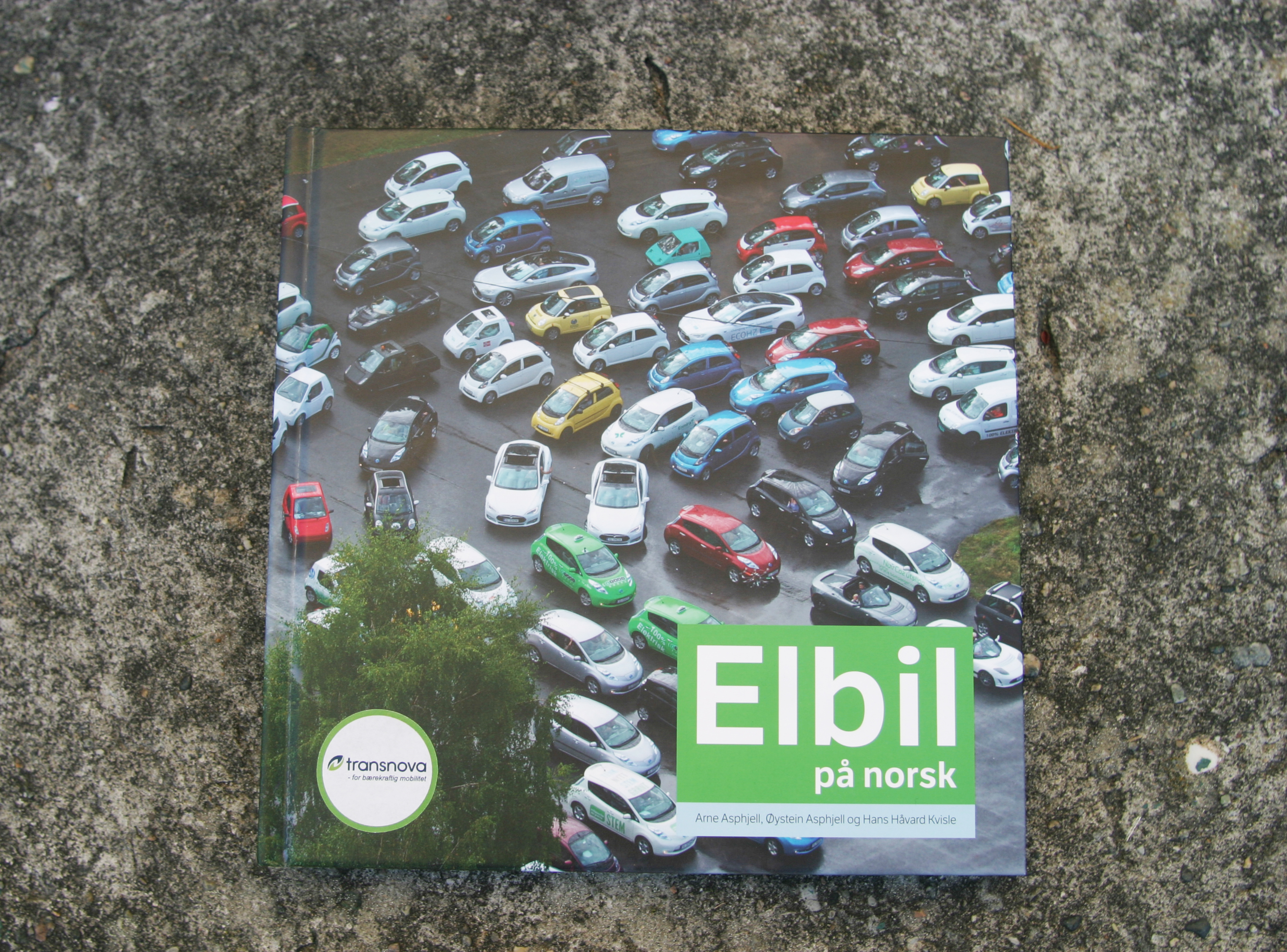 Elbil på norsk