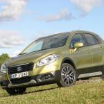 Ny Suzuki-suksess i sikte