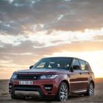 Range Rover Sport setter ny rekord i ørkenen
