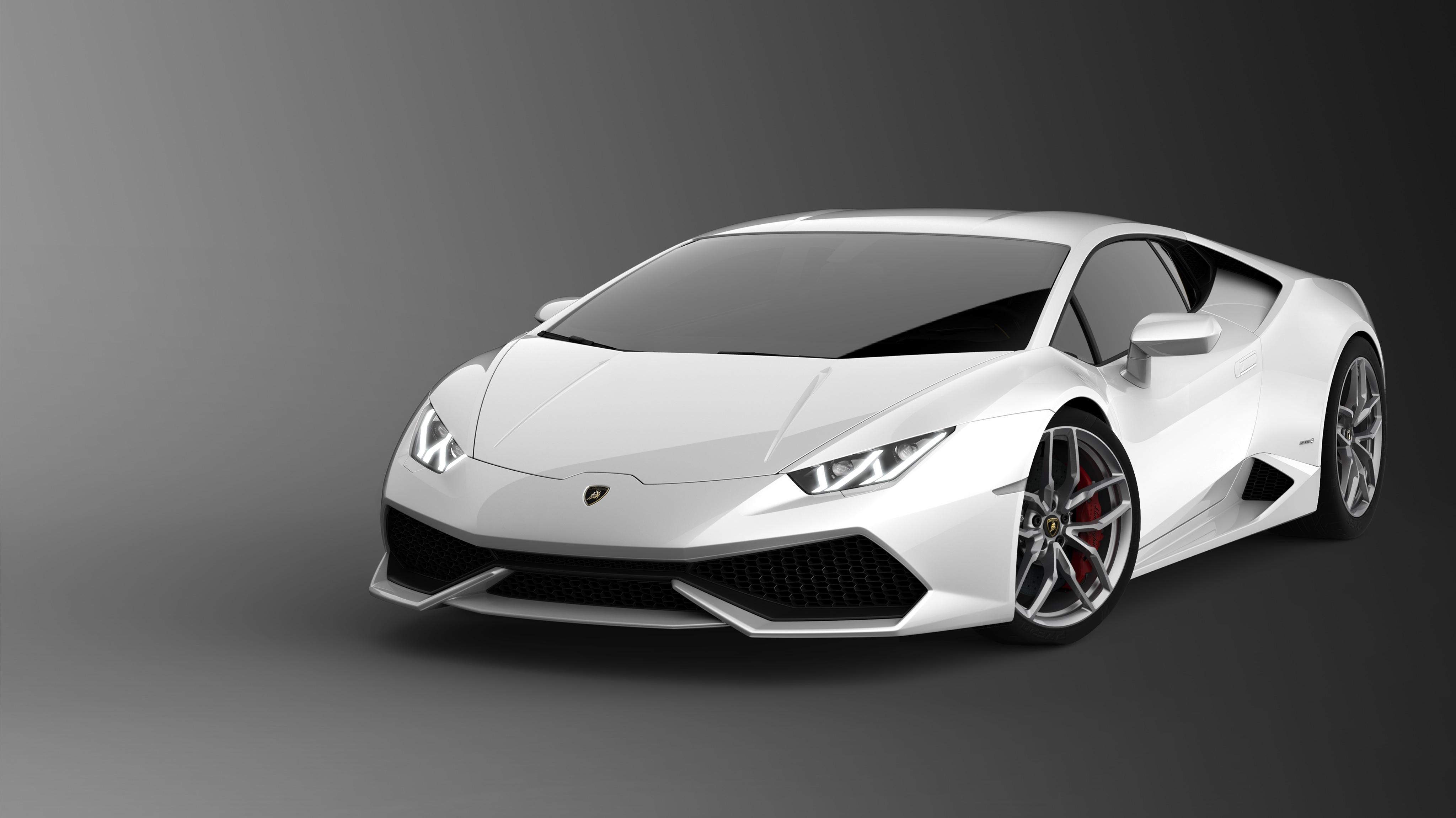 Helt ny sportsbil fra Lamborghini