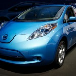 Sterk vekst for elbilen Nissan Leaf i USA