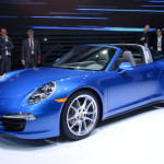 Endelig er den klassiske Porsche 911 targa tilbake