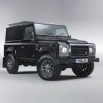 Land Rover Defender med ny jubileumsmodell