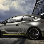 Tidenes raskeste Opel Astra klar for Genève.