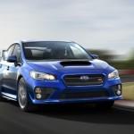 Verdenspremiere for Subaru WRX STI