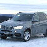 BMW X5 – SUV'en som får hjertet til å banke hardere