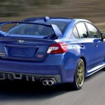Nye Subaru WRX STI kommer til Norge i mai