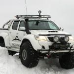 Ekspressforbindelse til Sydpolen