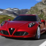 Årets vakreste bil i 2013: Alfa Romeo 4C