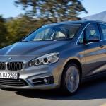 BMW 2-Serie Active Tourer: Høyreist nykommer med forhjulsdrift