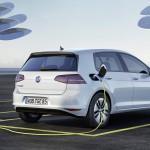 Volkswagen e-Golf vil koste fra kr 253.700.- i Norge