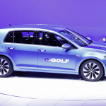 Nå kommer elbilen mange har ventet på: Volkswagen e-Golf