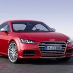Audi TT i ny utgave