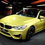 Større bredde i BMW 4-Serien