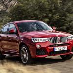 BMW X4 – rykende fersk nykommer i 4-Serien
