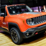Renegade – en Jeep for europeiske kjøpere