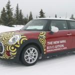 Vi kjører den nye Mini Cooper på norske vinterveier.