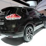 Nissan X-Trail blir en crossover