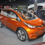 Ny spennende elbil: Chevrolet Bolt