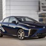 Toyota øker produksjonen av Mirai