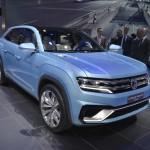Stjerne i Detroit: VW Cross Coupé GTE