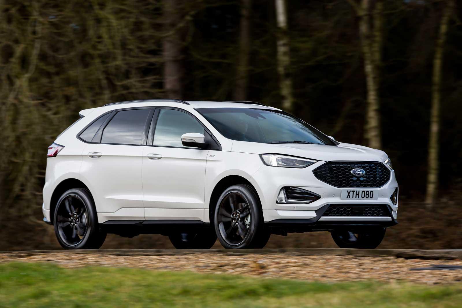 Her er nye Ford Edge – sterkere og smartere