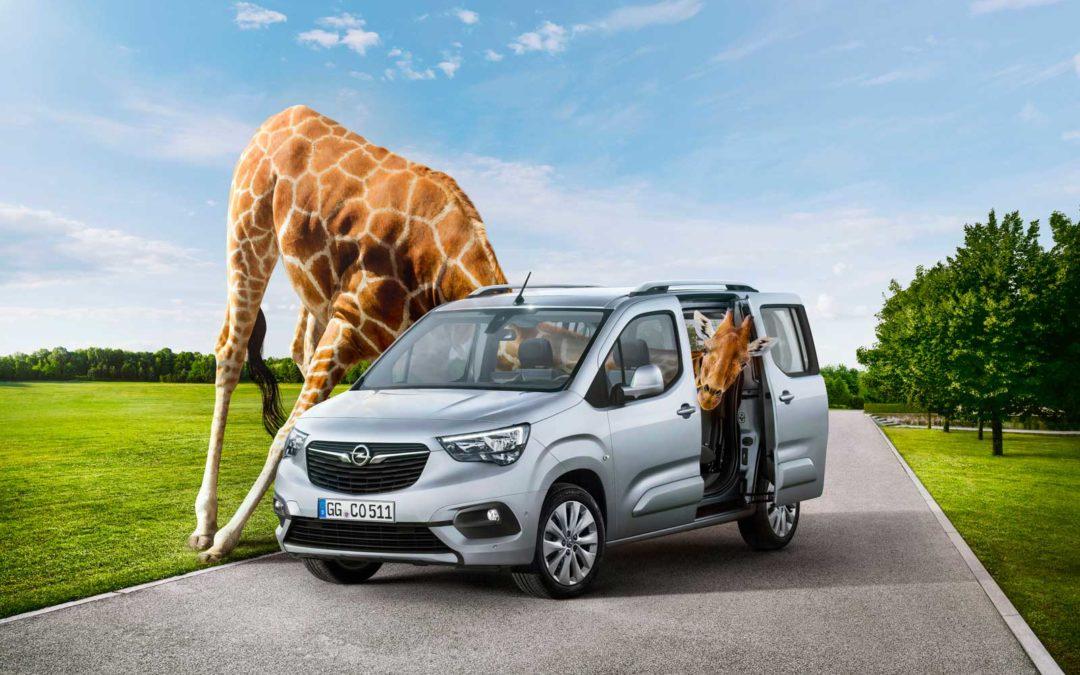 Opel Combo Life: Familiens beste venn