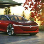 Verdenspremiere for fremtidsbilen I.D. VIZZION