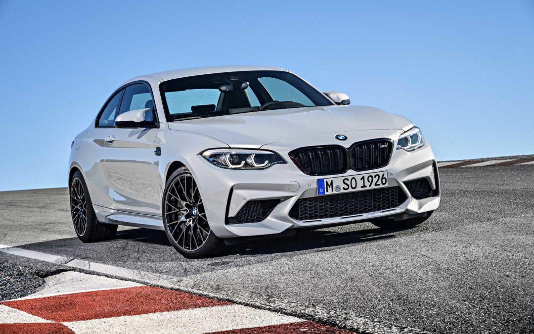 Nye BMW M2 Competition: Mer M