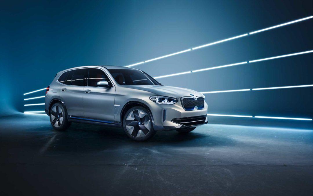 Konseptbilen BMW Concept iX3