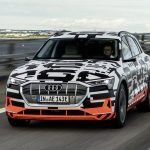 Slik blir interiøret i elbilen Audi e-tron
