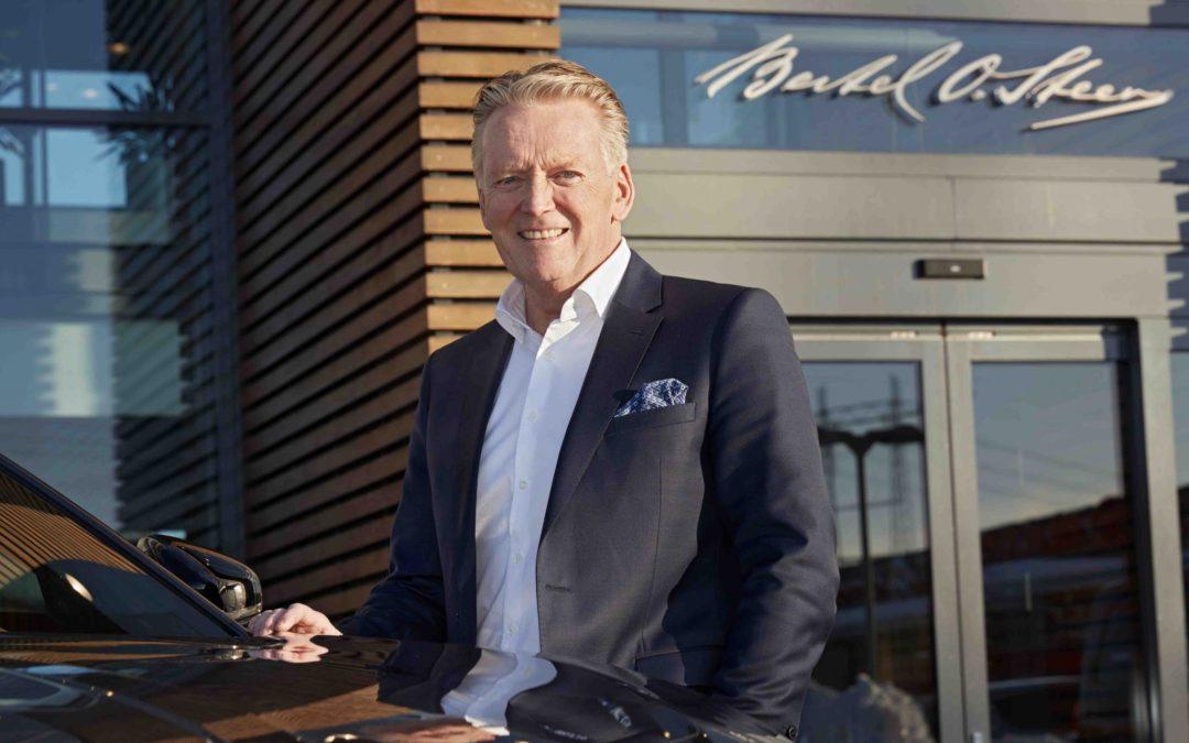 Bertel O. Steens oppkjøp av Opel Norge godkjent