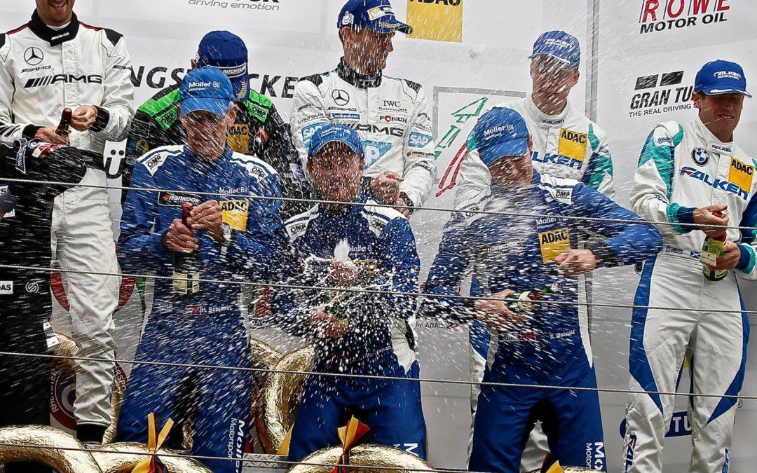 Hat-trick til Møller Bil Motorsport