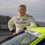 Harald Huysman i Porsche Carrera Cup