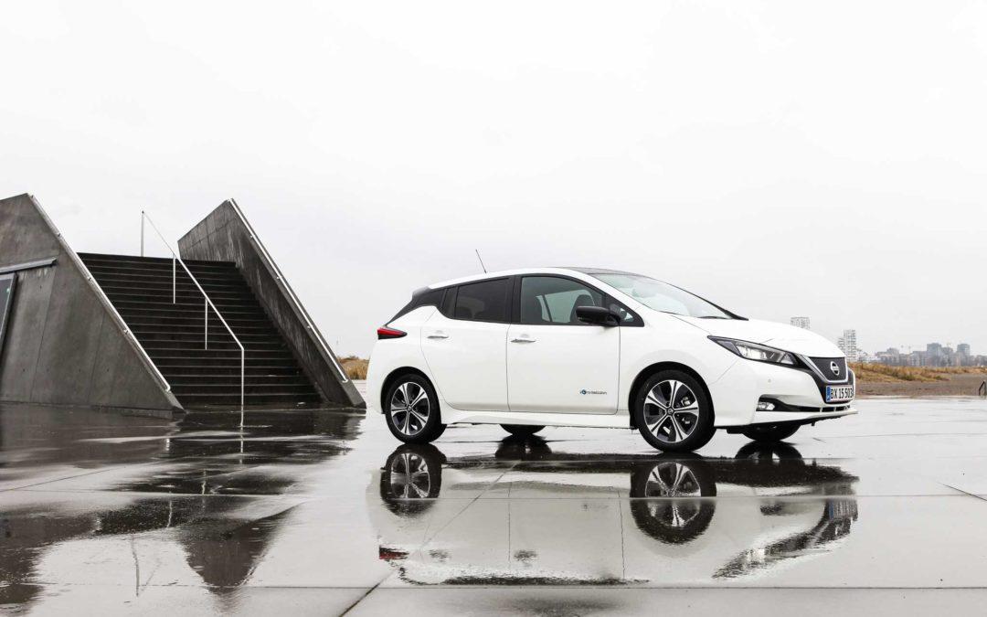 Nissan kutter ventetiden på Leaf