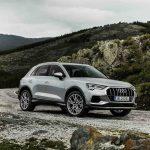 Nye Audi Q3 – en skikkelig fjellklatrer!