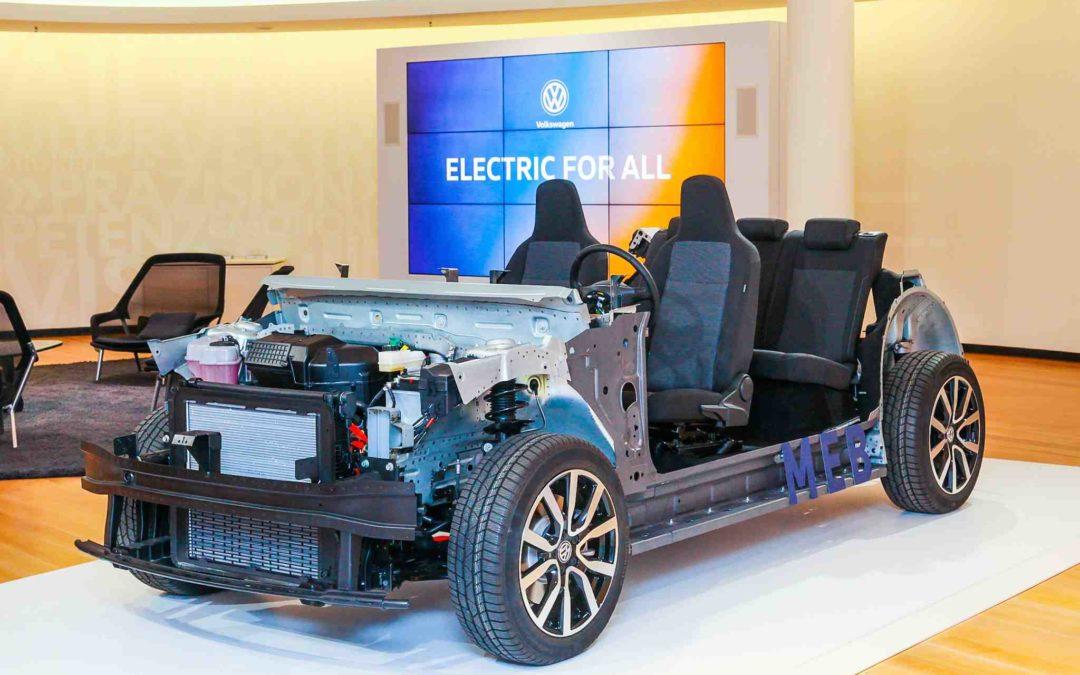 Verdenspremiere for Volkswagens elbil-plattform