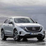 Verdenspremiere for Mercedes-Benz EQC