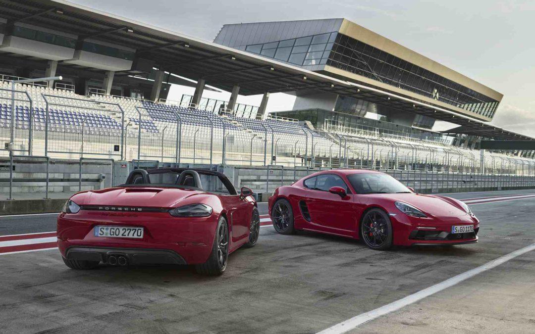 Er du klar for en elektrisk Porsche Boxster?