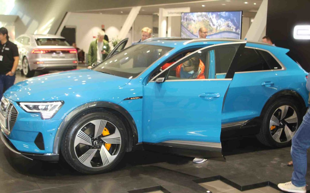 Audi e-tron med Norgespremiere i Oslo
