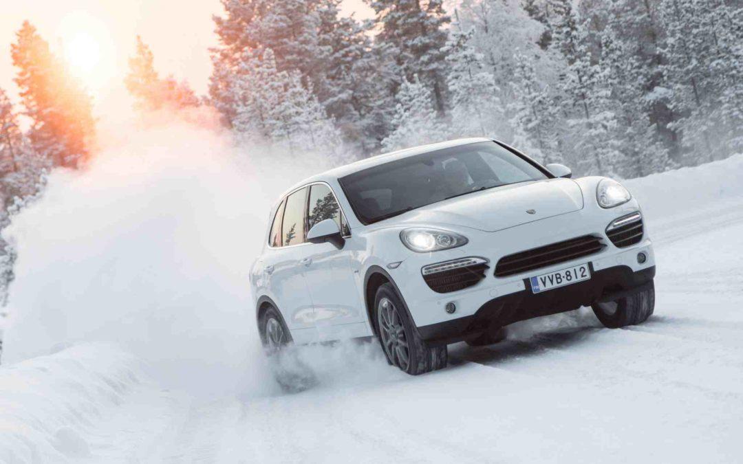 Vi tester 13 vinterdekk til din SUV