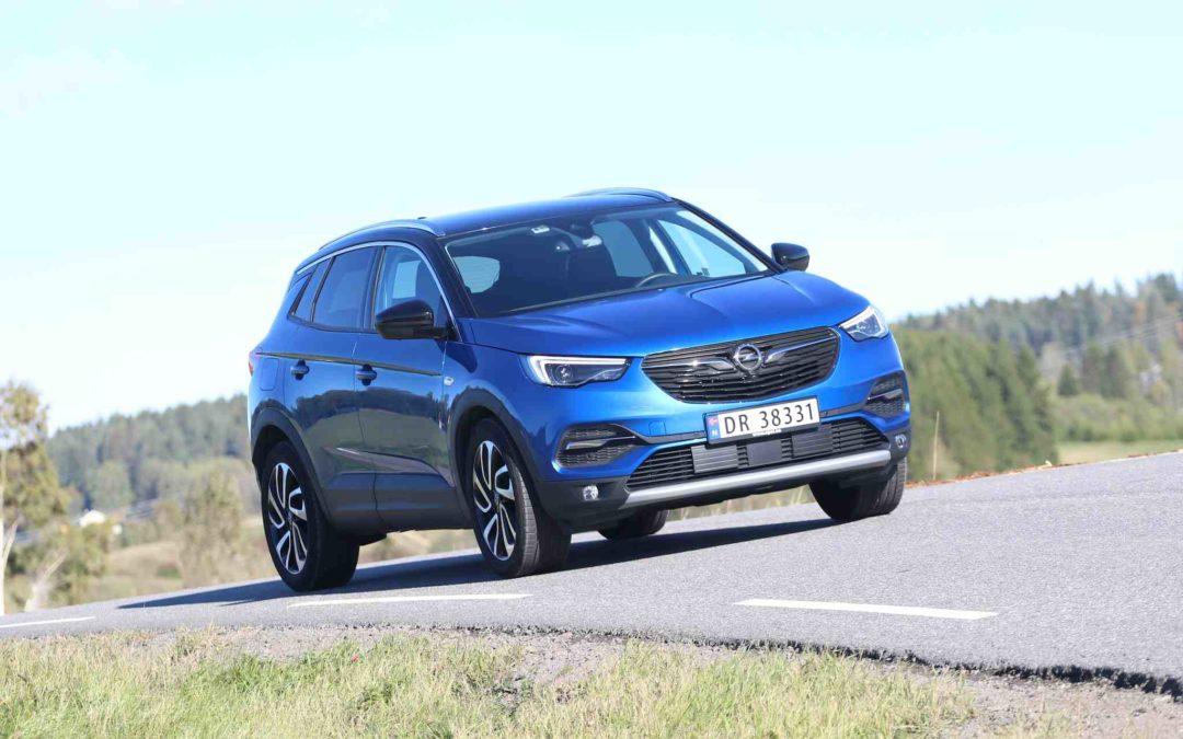 Kan Grandland X bringe Opel til en ny storhetstid?
