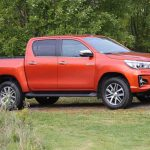Toyota Hilux – over stokk og stein gjennom femti år