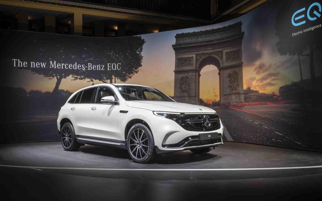 Mercedes bygger batterifabrikk i USA
