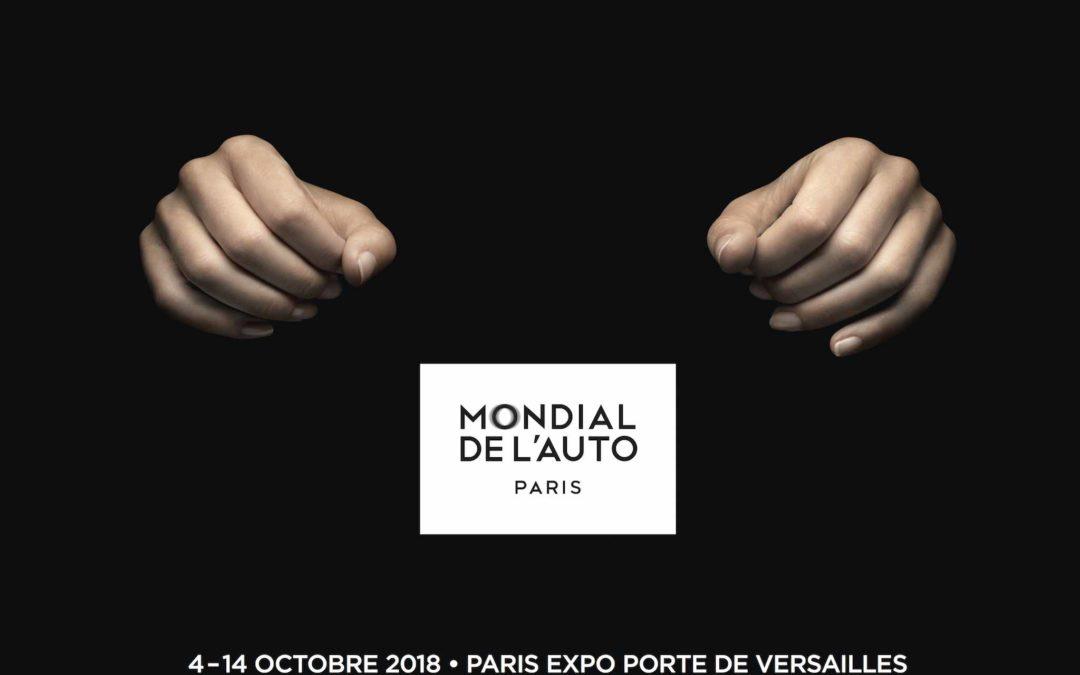 Bilutstillingen i Paris