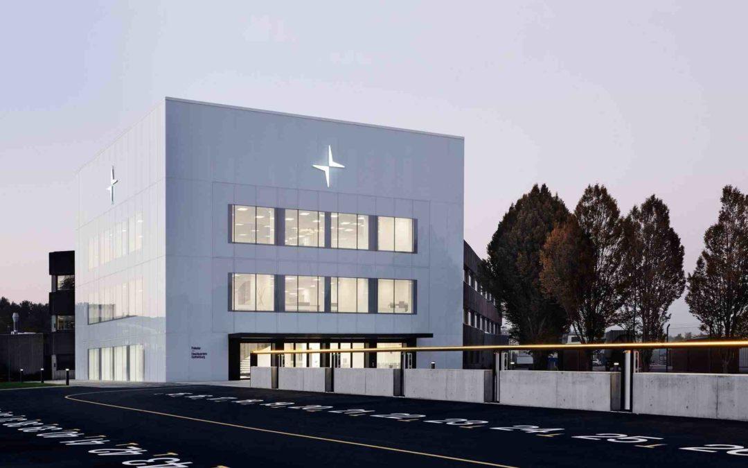 Polestar får hovedkontor i Gøteborg