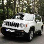 Jeep Renegade kommer som ladehybrid