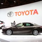 Toyota Camry – et tradisjonsrikt navn kommer tilbake