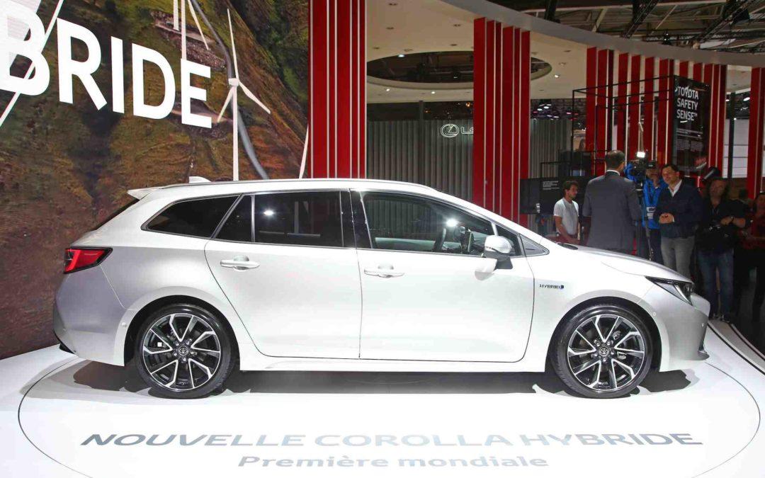 Verdensmesteren Toyota Corolla er tilbake