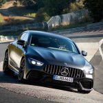"""Mercedes-AMG GT med rekord i """"det grønne helvete"""""""